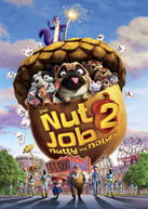 THE NUT JOB 2 NUTTY BY NATURE [UK] DVD