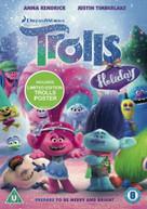 TROLLS HOLIDAY SPECIAL [UK] DVD