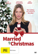 MARRIED BY CHRISTMAS (2016)  [DVD]