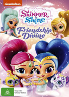 SHIMMER AND SHINE: FRIENDSHIP DIVINE (2017)  [DVD]