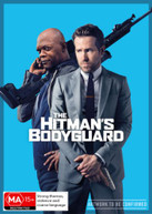 THE HITMAN'S BODYGUARD (2017)  [DVD]