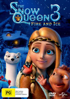 THE SNOW QUEEN 3: FIRE AND ICE (2016)  [DVD]