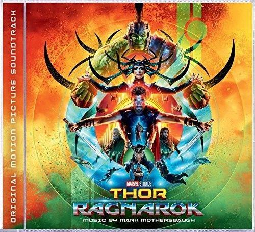 Thor Ragnarok Various Cd Themuses