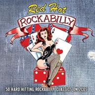 RED HOT ROCKABILLY / VARIOUS CD