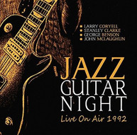 JAZZ GUITAR NIGHTS / VARIOUS CD