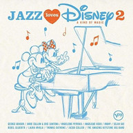 JAZZ LOVES DISNEY 2: A KIND OF MAGIC / VARIOUS CD