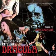 JOHN CACAVAS - SATANIC RITES OF DRACULA - SOUNDTRACK CD