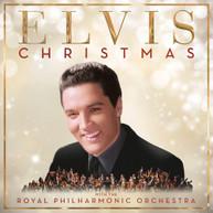 ELVIS PRESLEY - CHRISTMAS WITH ELVIS PRESLEY & ROYAL PHILHARMONIC VINYL