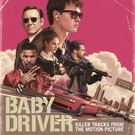 KILLER TRACKS FROM MOTION PICTURE BABY DRIVER / VA CD