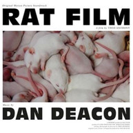 DAN DEACON - RAT FILM (ORIGINAL FILM SCORE) * CD
