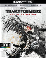 TRANSFORMERS: AGE OF EXTINCTION 4K BLURAY