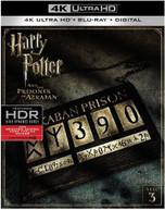 HARRY POTTER & THE PRISONER OF AZKABAN 4K BLURAY