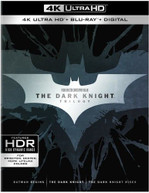 DARK KNIGHT TRILOGY 4K BLURAY