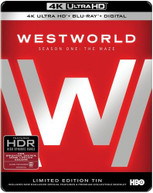 WESTWORLD: THE COMPLETE FIRST SEASON 4K BLURAY