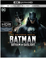 BATMAN: GOTHAM BY GASLIGHT 4K BLURAY