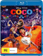 COCO (2017) (BLU-RAY/BONUS DISC) (2017)  [BLURAY]