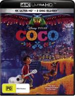 COCO (2017) (4K UHD/BLU-RAY/BONUS DISC) (2017)  [BLURAY]