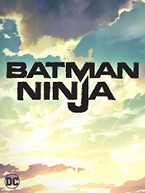 BATMAN NINJA BLURAY