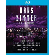 HANS ZIMMER - LIVE IN PRAGUE * BLURAY