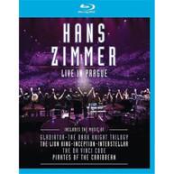 HANS ZIMMER - LIVE IN PRAGUE * BLURAY