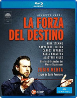 FORZA DEL DESTINO BLURAY