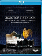 GOLDEN COCKEREL BLURAY