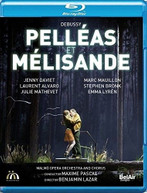 PELLEAS & MELISANDE BLURAY