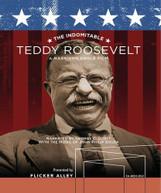 INDOMITABLE TEDDY ROOSEVELT BLURAY