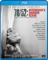 78/52: HITCHCOCK'S SHOWER SCENE BLURAY