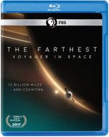 FARTHEST: VOYAGER IN SPACE BLURAY
