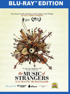 MUSIC OF STRANGERS: YO -YO MA & SILK ROAD ENSEMBLE BLURAY