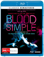 BLOOD SIMPLE (1984)  [BLURAY]