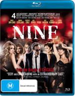 NINE (2009)  [BLURAY]
