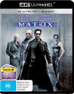 THE MATRIX (4K UHD/BLU-RAY) (1999)  [BLURAY]