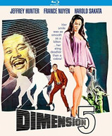 DIMENSION 5 (1966) BLURAY