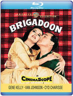 BRIGADOON (1954) BLURAY
