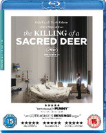 THE KILLING OF A SACRED DEER BLU-RAY [UK] BLU-RAY
