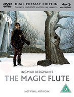 THE MAGIC FLUTE BLU-RAY + DVD [UK] BLU-RAY