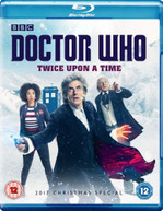 DOCTOR WHO - CHRISTMAS SPECIAL 2017 - TWICE UPON A TIME BLU-RAY [UK] BLU-RAY