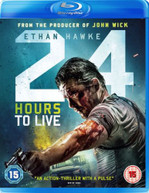 24 HOURS TO LIVE BLU-RAY [UK] BLU-RAY