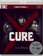 CURE BLU-RAY + DVD [UK] BLU-RAY