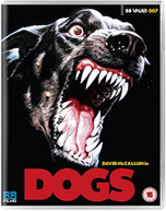 DOGS BLU-RAY [UK] BLU-RAY