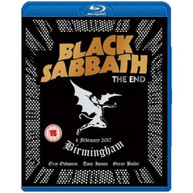 BLACK SABBATH - THE END LIVE FROM THE GENTING ARENA, BIRMINGHAM, 2017) * BLURAY