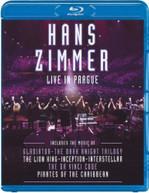 HANS ZIMMER: LIVE IN PRAGUE  [BLURAY]