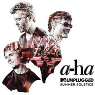 A -HA - MTV UNPLUGGED: SUMMER SOLSTICE BLURAY