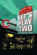 PEARL JAM - LET'S PLAY TWO BLURAY