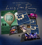 TRAGICALLY HIP - LONG TIME RUNNING BLURAY