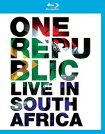 ONEREPUBLIC - LIVE IN SOUTH AFRICA BLURAY