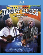 MOODY BLUES - DAYS OF FUTURE PASSED LIVE BLURAY