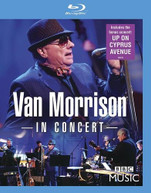 VAN MORRISON - IN CONCERT BLURAY